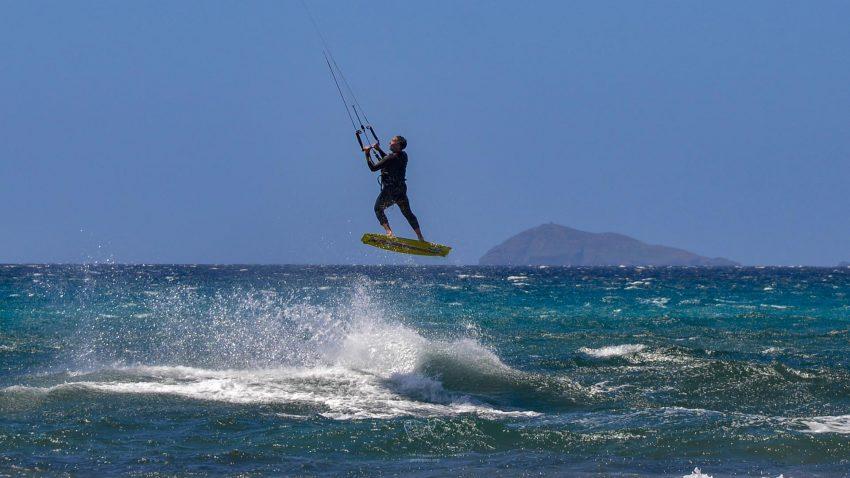 Kite Surf Porto Pino
